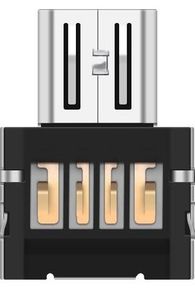 DM Micro USB OTG Adaptör