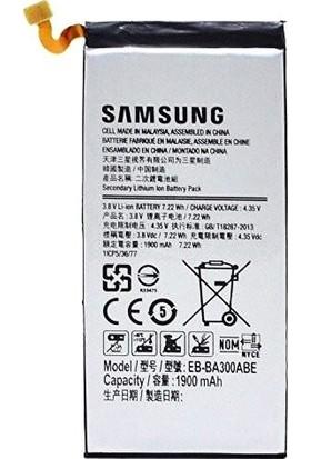 Yedekyedek Galaxy A3 A300 Batarya Pil A++ Lityum İyon Pil