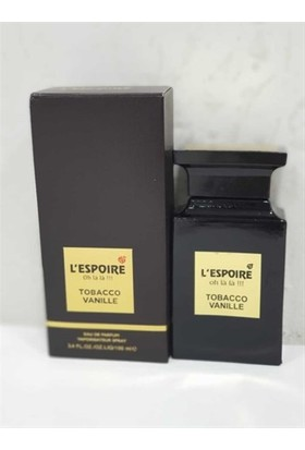 Lespoire Tobacco Vanille