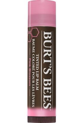 Burts Bees Renkli Dudak Bakım Kremi Açık Pembe - Tinted Lip Balm Pink Blossom 4,25 gr