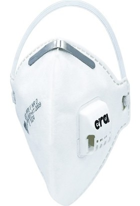Hse Market Ffp1 V Nr D Ventilli Toz Maskesi 360'lı