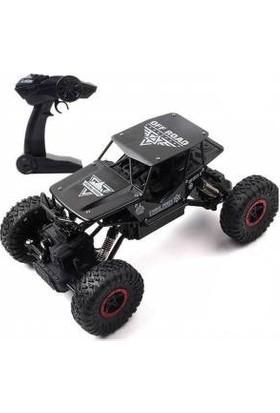 RC Off Rock Crawler Off Road - Metal Gövde 2.4GHz 4X2 Dağda,Çölde Küçük Bo(1:20 ölçek)