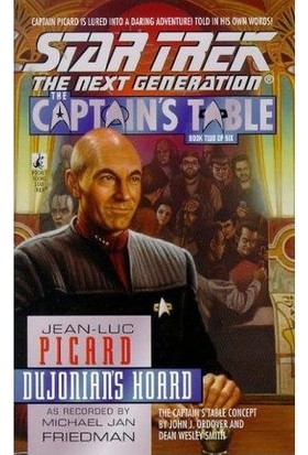 Star Trek The Next Generation The Captain's Table Book 2 Of 6