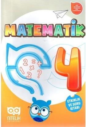 Nitelik 4. Sınıf Matematik Etkinlik ve Soru Kitabı