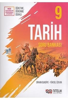 Nitelik Yayınları 9. Sınıf Tarih Soru Bankası - Orhan Suadiye