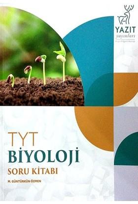 Yazıt Yayınları TYT Biyoloji Soru Kitabı - M. Güntürkün Özmen