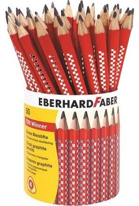 Eberhard-Faber Trı Winner Üçgen Başlangıç Kurşun Kalemi 50 Lik Stand