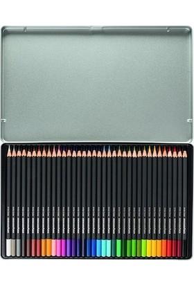 Eberhard-Faber Artist Color Kuruboya 36 Renk Metal Kutu