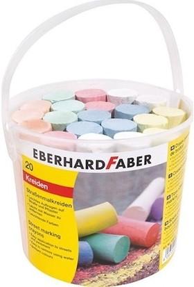 Eberhard Faber Sokak İşaretleme Pasteli 20 Renk