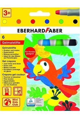 Eberhard-Faber Jel Pastel 6 Renk