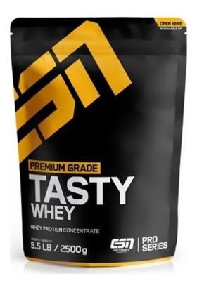 Esn Tasty Whey 2500GR 83 Servis + 3 Farklı Aroma Seçeneği Ile