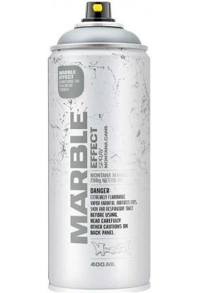 Montana Marble Effect Mermer Efekti Sprey Boya 400 ml Gümüş