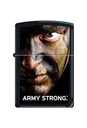 Zippo Cı011722 Us Army Çakmak