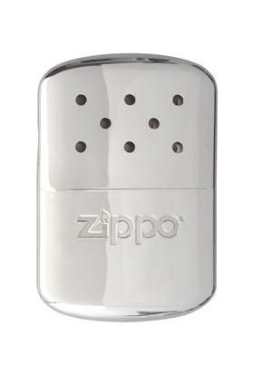 Zippo Hand Warmer Silver Polished Çakmak