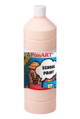 Ponart School Paint Okul Boyası 1000 Ml Ten Rengi