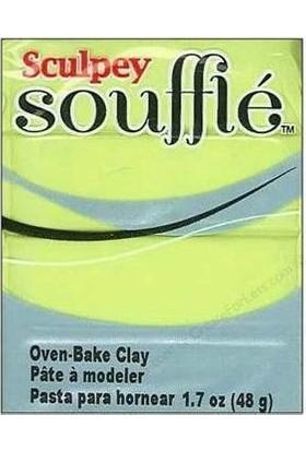 Sculpey Souffle Polimer Kil Fıstık 48G.