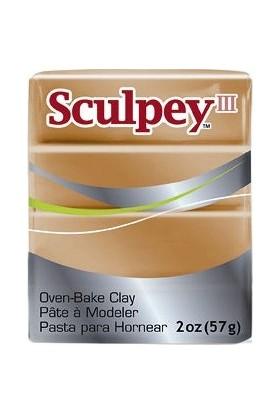 Sculpey III Polimer Kil 1107 Copper (Bakır)