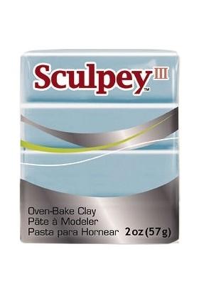 Sculpey III Polimer Kil 1144 Sky Blue (Gök Mavi)
