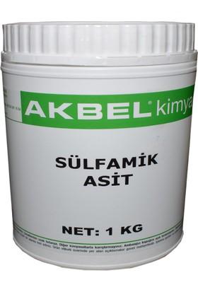 Akbel Sülfamik Asit 1 kg