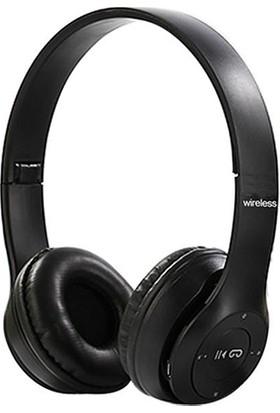 Daytona Sbees MH1 5.0 + EDR Bluetooth Kulaküstü Kulaklık - Siyah