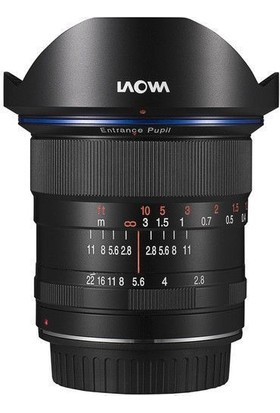 Laowa Venus 12mm F/2.8 Zero-D Lens