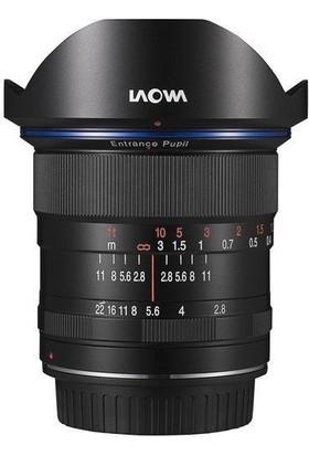 Laowa Venus 12mm F/2.8 Zero-D Lens Canon (EF-Mount)
