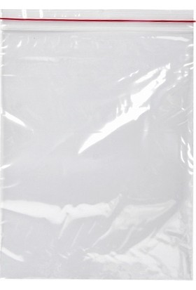 Tropic Kilitli Naylon Torba 9X11 cm 1000 Adet