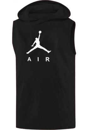 Nsj Sportive Air Jordan Sleeveless Kapüşonlu Sweatshirt