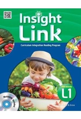 Insight Link 1 With Workbook +Multirom Cd - Myan Le