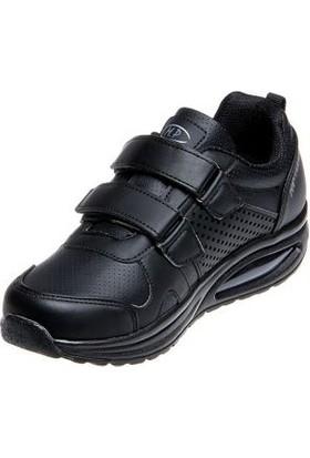 M.P 181-6860-001 Siyah Kadın Ayakkabı
