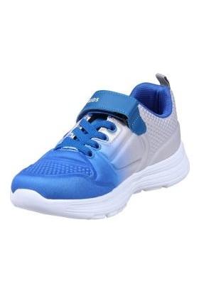 M.P 191-5803-007 Pt Mavi Gri Çocuk Ayakkabı