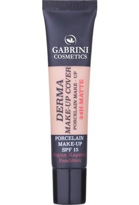Gabrini Derma Make-Up Cover Foundation 104