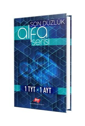 MF Kazanım Yayınları TYT AYT Son Düzlük Alfa Serisi Deneme