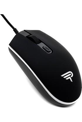 Platoon PL-1909 Kablolu LED Işıklı USB Mouse