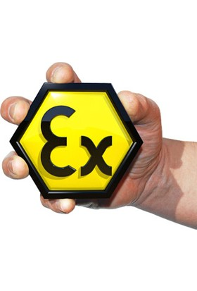 Asilsan Ex-Proof Exproof Etanj 2 x 36W Floresan Armatür Zone 2 Polikarbon Gövdeli