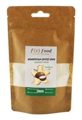 Fx Food Hindistan Cevizi Unu 100 gr