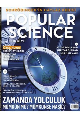 Popular Scıence Dergisi Güncel Sayı