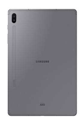"""Samsung Galaxy Tab S6 LTE SM-T867 128GB 10.6"""" Tablet 2019 (Duman Siyahı) SM-T867NZAATUR"""