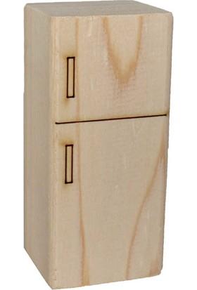 Ağaç Minyatür Buzdolabı - KOD:ÇG24