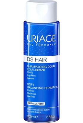 Uriage Ds Hair Soft Balancing Shampoo - Saç Bakım Şampuanı 200ML
