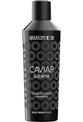 Selectıve Cavıar Sublime Ultımate Luxury Shampoo 1000 ml