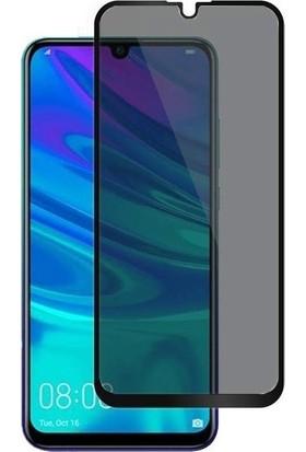 Ehr. Xiaomi Mi 9 Ekran Koruyucu Cam Hayalet Cam Privacy Cam Siyah