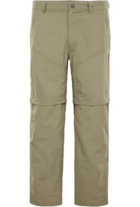 The North Face T0Cf70 Horizon Convertible Şort Olabilen Pantolon Erkek