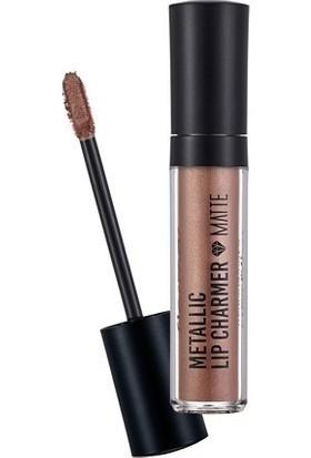 Flormar Metallic Lip Charmer Matte Appealing 02