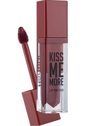 Flormar Kiss Me More Lip Tattoo Rosa 07