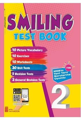Ata Yayıncılık 2.Sınıf Smiling Test Book 2019-2020