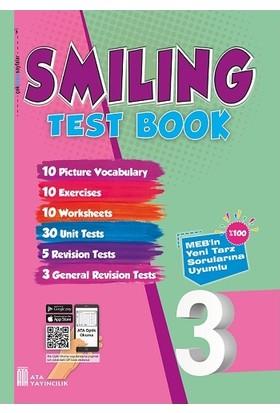 Ata Yayıncılık 3.Sınıf Smiling Test Book 2019-2020