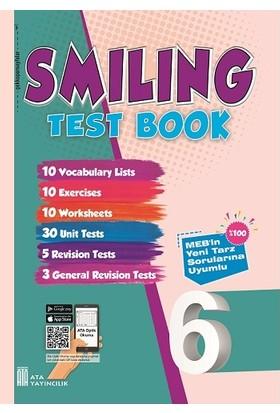 Ata Yayıncılık 6.Sınıf Smiling Test Book