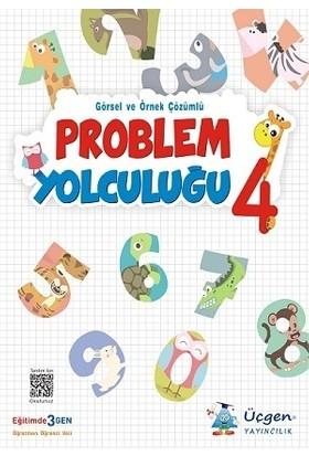 Üçgen Yayıncılık 4.Sınıf Problem Yolculuğu 2019-2020
