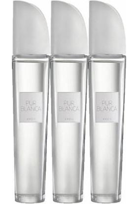 Avon Pur Blanca 50ml Bayan Parfüm Edt 50 ml 3 Adet